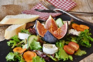 Winter Salads - Barnabrow House