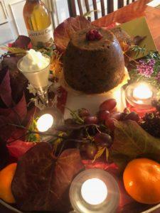 Barnabrow House Christmas Puddings